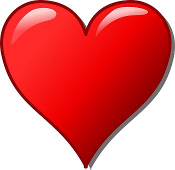 לב - תמונת אהבה